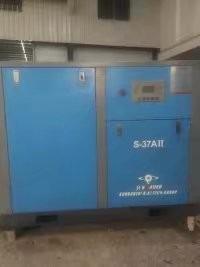 上海长期二手螺杆式空压机回收租赁
