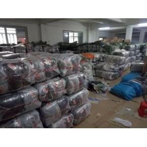 广州大量回收庫存服裝尾货公司
