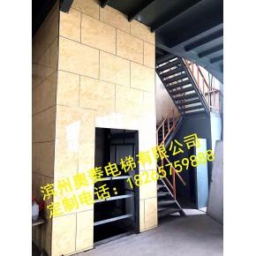 电梯钢结构-济南旧楼加装电梯-观光电梯钢结构厂家