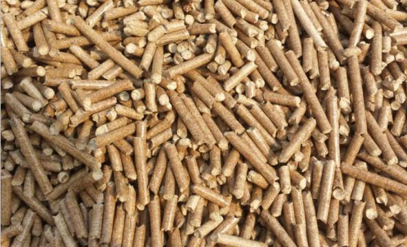 吉安木屑顆粒 出售木屑顆粒 圓潤生物顆粒