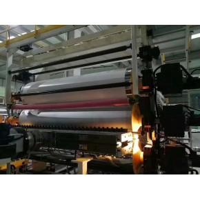苏州金纬机械PVC透明硬片和PVC装饰片生产线