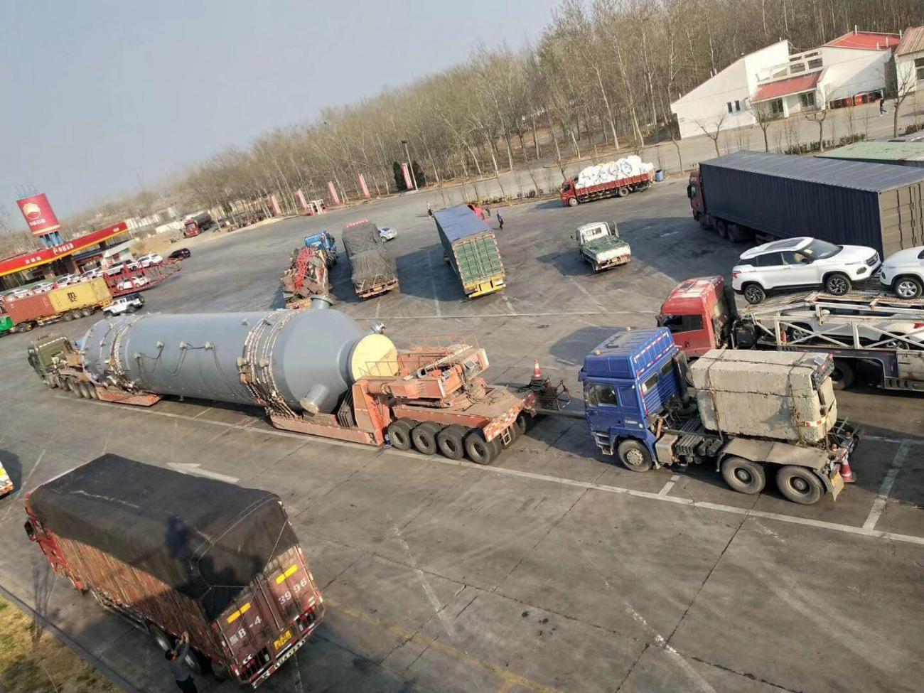 上海無敵大件貨運有限公司