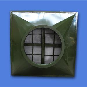 亚德空调规格齐全 人防通风设备生产厂家 株洲人防通风设备