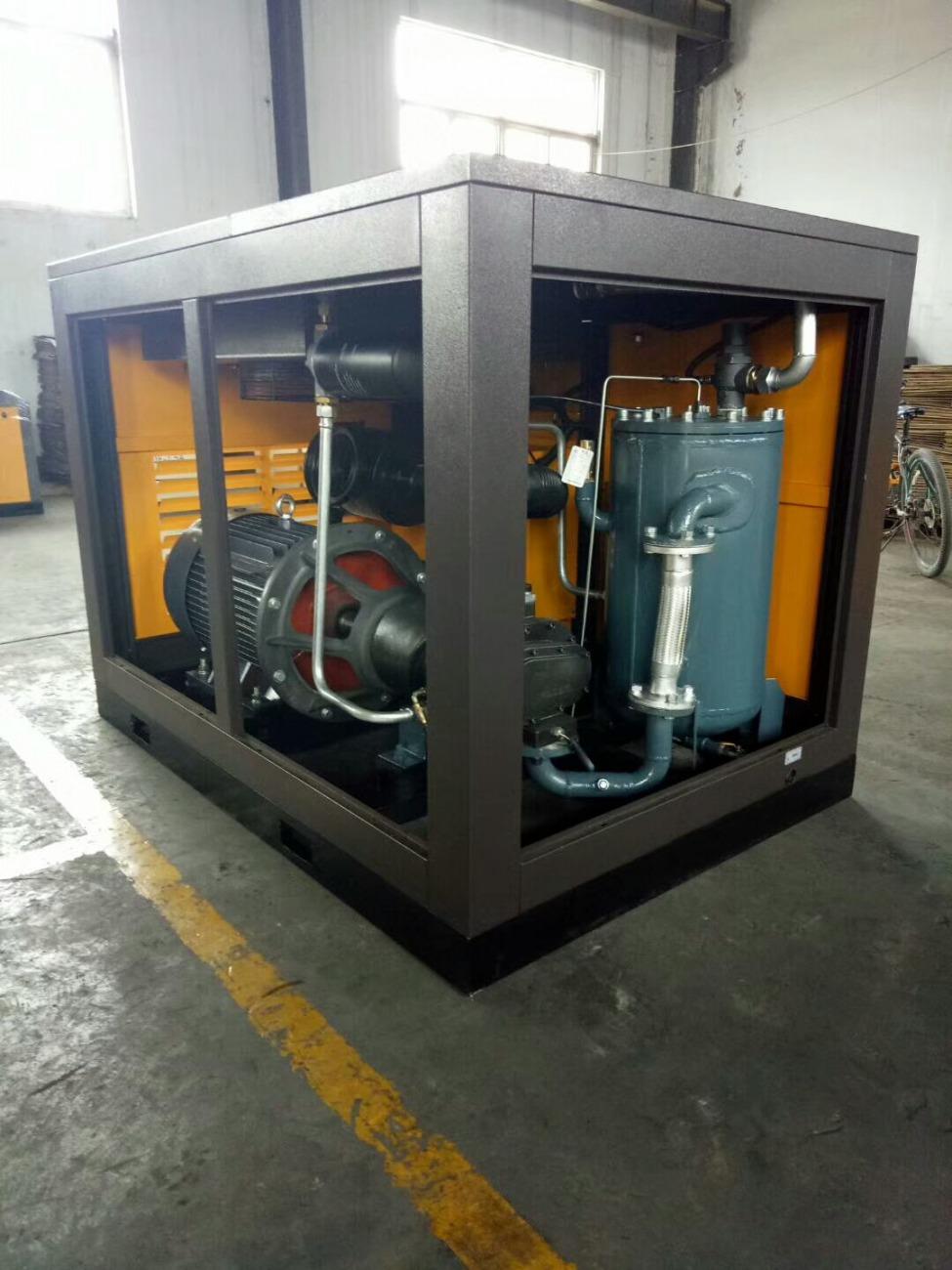 河北省吴桥压缩机公司销售部 螺杆空压机 喷砂设备