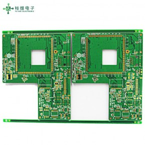裕维电子军工电路板制作通讯多层线路板生产安防PCB生产厂家