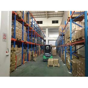 易达广州仓库货架厂家双深度式货架塑料制造置物架