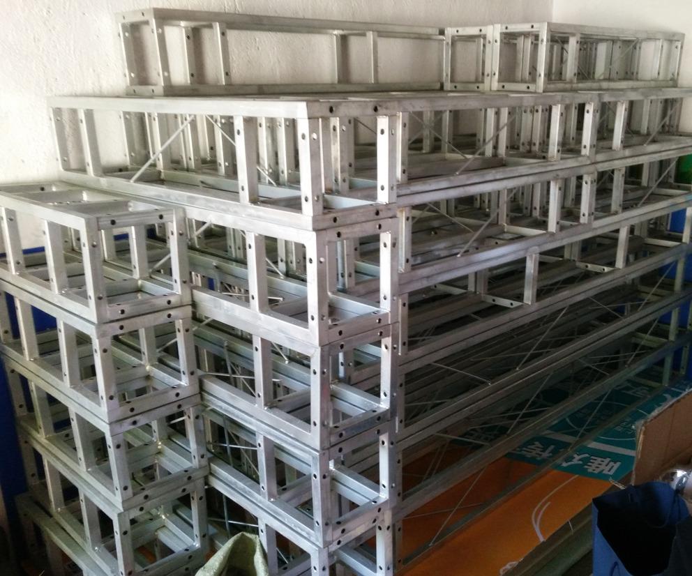 上海上海桁架背板搭建、会展背景LED拼接屏出租价格 - 中国供应商