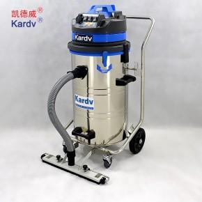 榆林工厂用大功率工业吸尘器凯德威DL-3078P