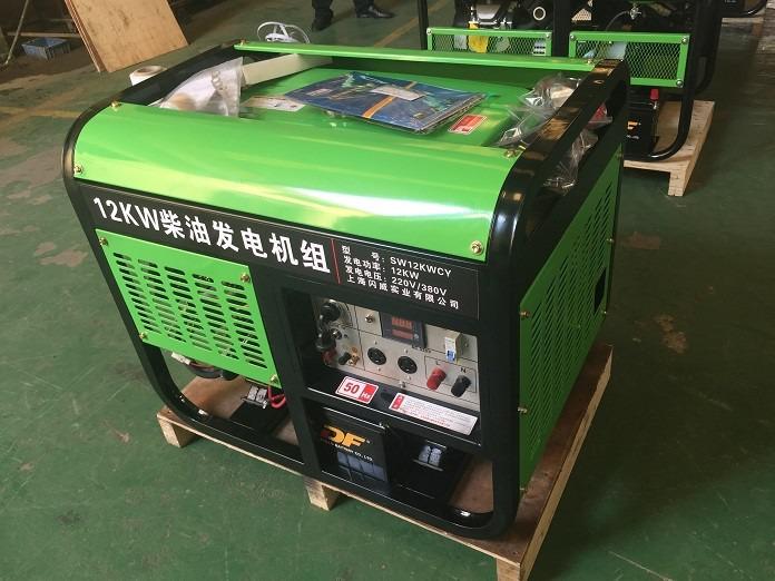 柴油发电机常见故障分析