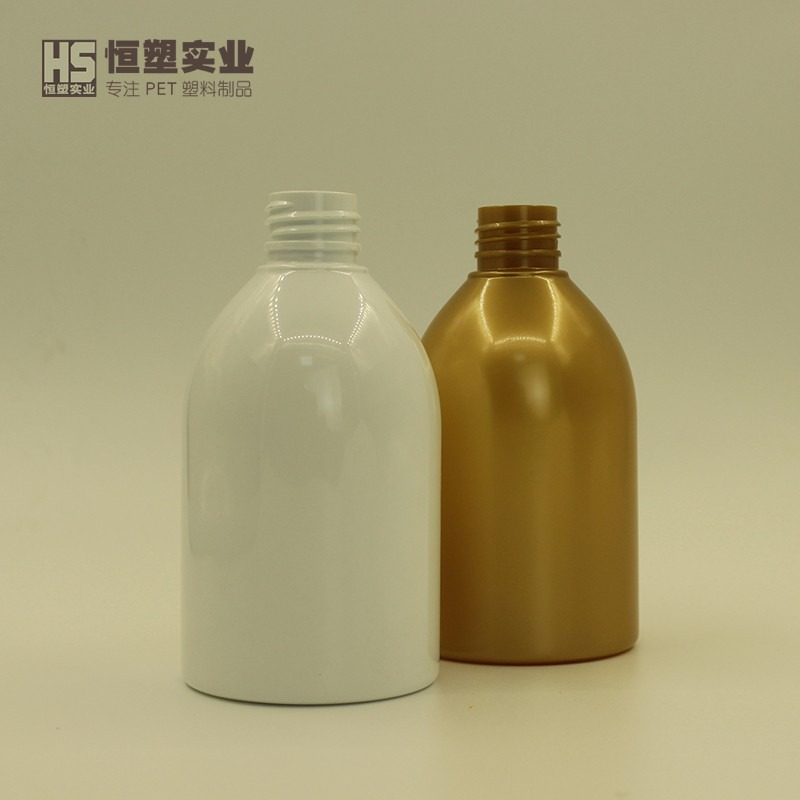 化妆品沐浴露洗发水塑料瓶pet按压瓶包装瓶