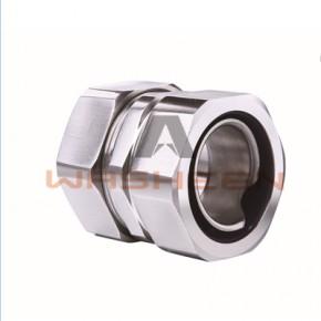 华浔电气 不锈钢DGJ自固式接头 软管接头