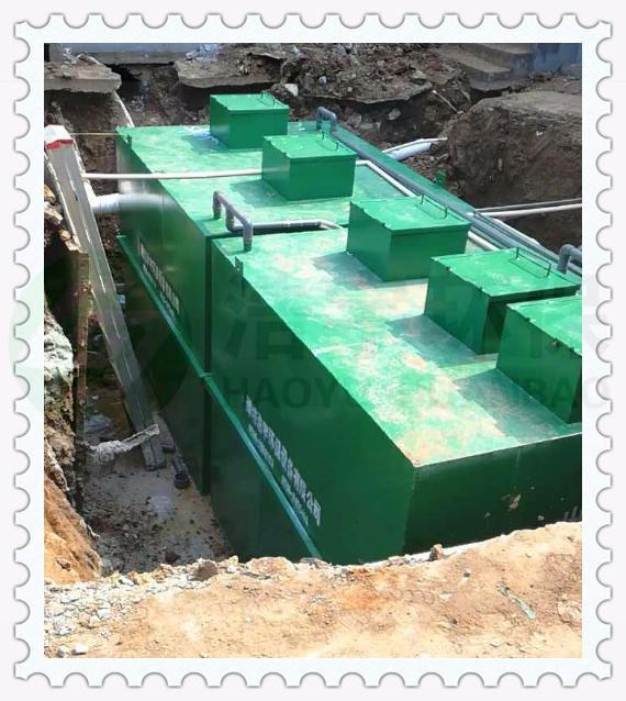 甘南医院污水处理设备报价