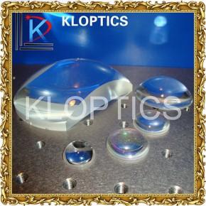 K9JGS1石英平凸平凹双凸双凹弯月球面透镜