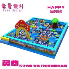 淘气堡设备厂家热销 儿童游乐园设施 大型儿童娱乐项目室内淘气堡