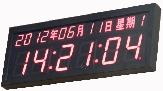北斗GPS二合一卫星同步时钟
