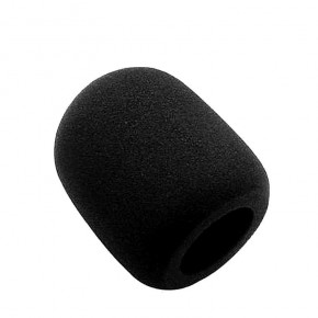特大录音话筒海绵套 合唱话筒防风罩 高密度 高弹性