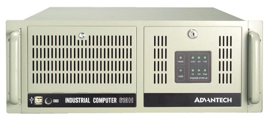 济南工控机代理商销售研华IPC610工控机价格