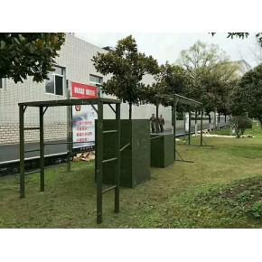 湖南部隊400米障礙器材廠家岳陽移動低樁網價格尺寸