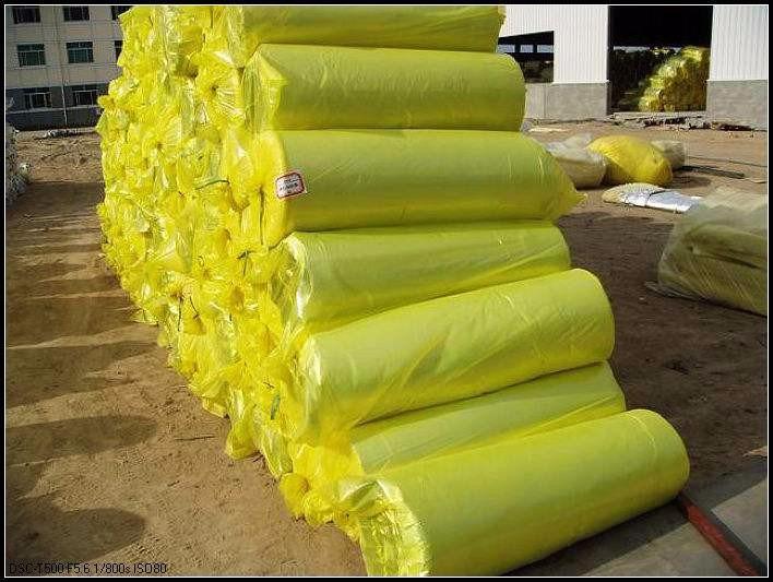 青岛钢结构玻璃棉卷毡产品报价