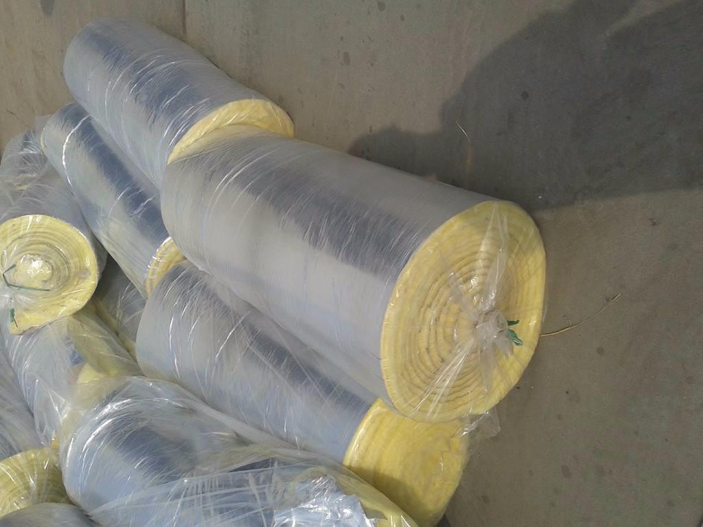 济南铝箔玻璃棉卷毡厂家直销