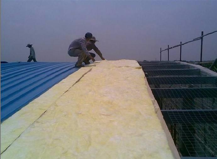 高密度玻璃棉毡制造厂家