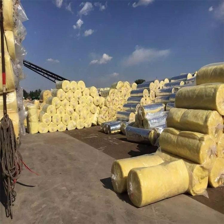 湖州保温隔热玻璃棉卷毡厂家信息