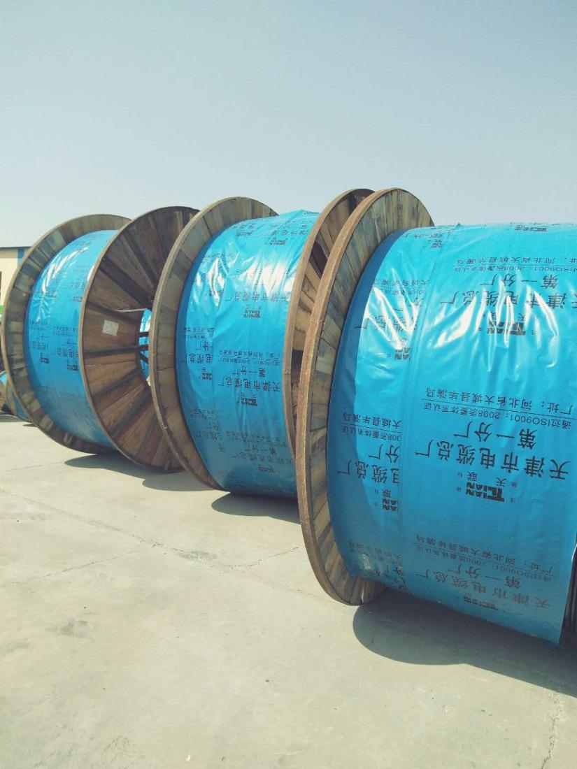 電源線ZA-RVV-1*185新價格