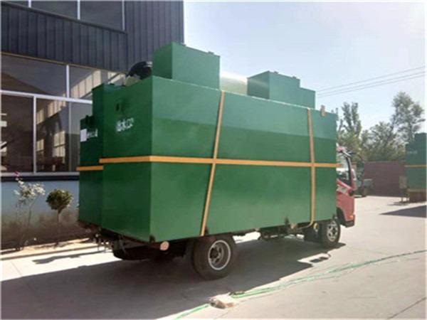 甘南洗衣厂房污水处理设备