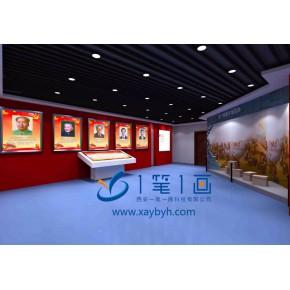 上海现代化党建教育基地,数字化互动展厅设计公司