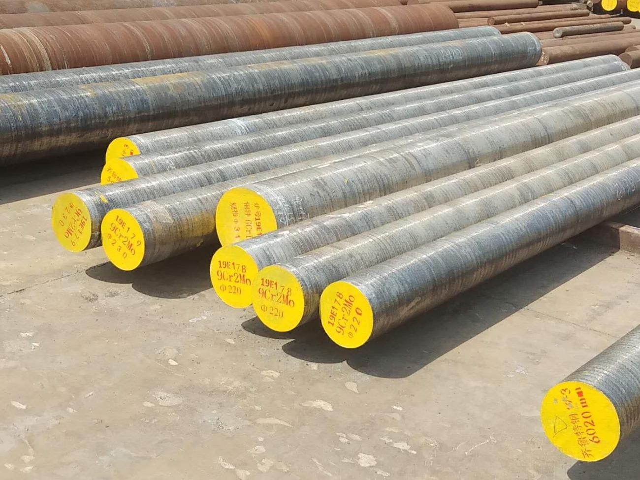 生产9cr2mo锻打材料 9cr2mo锻材圆钢