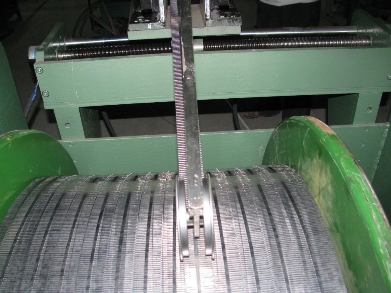 扁丝层绕机扁线密排机绕盘机精密绕线机