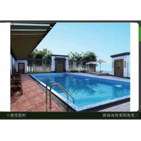 北京室外游泳池施工公司