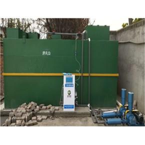 黔東南農村生活污水處理設備改革
