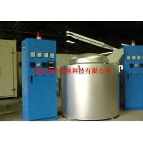 0.5吨/1吨节能电热辐射熔炼炉(非中频熔炼炉)