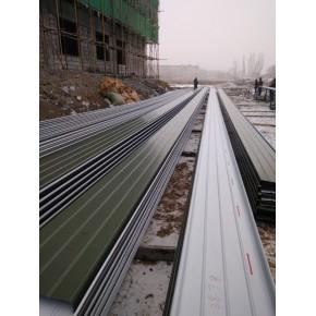 直立锁边铝镁锰金属屋面系统在设计与施工时应注意的问题