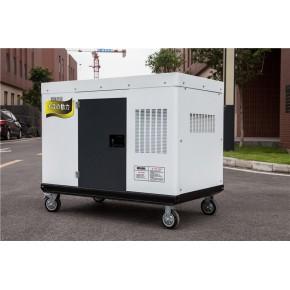 机械调速20KW小型柴油发电机