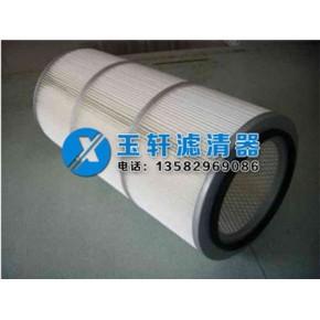 喷粉室粉末回收滤芯3560粉尘滤芯除尘滤筒