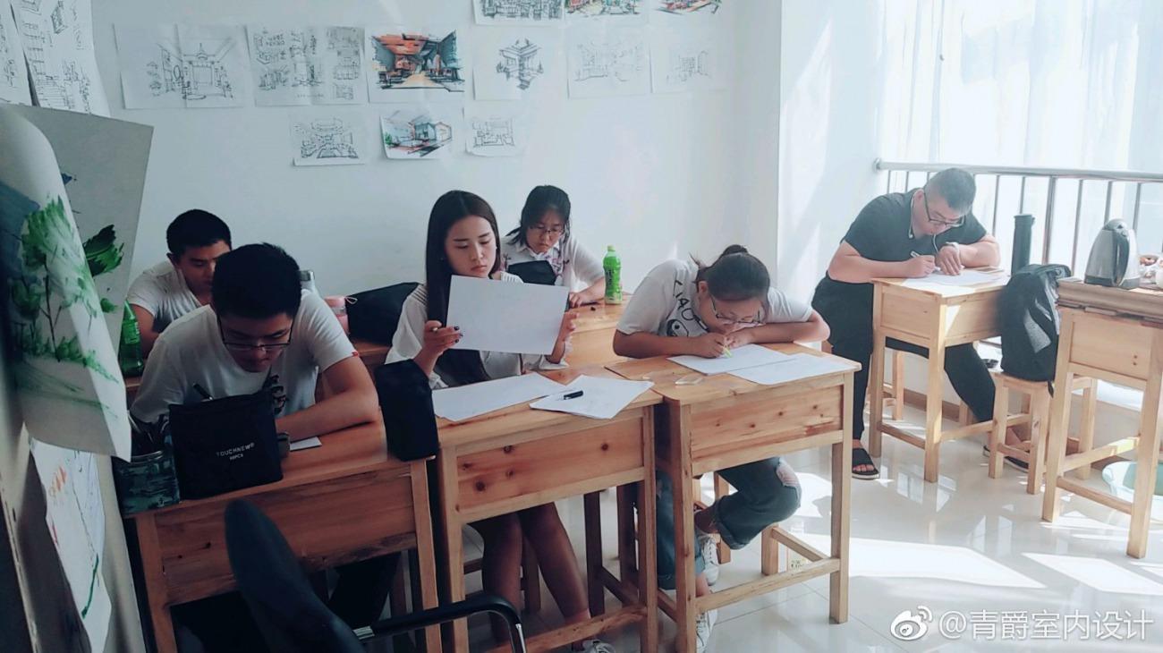 唐山环境艺术暑假提升培训班