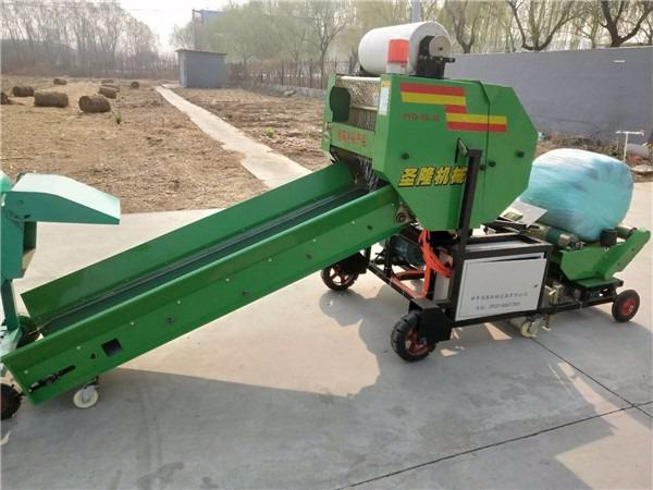 拖拉机带的秸秆打捆机厂家直销价格 - 中国供应商