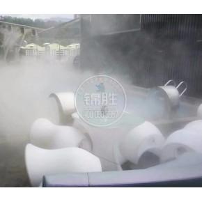 降温设备-云南大理阳光房喷雾降温-室外喷雾降温设备