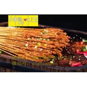 上海味上王秘制烤鸭肠加盟费——餐饮小吃加盟好项目