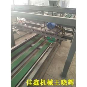 山东济宁一体化保温板制造设备采用双次搅拌系统