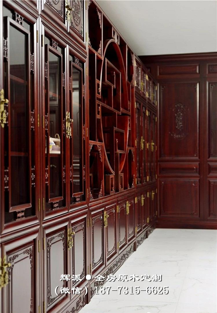 长沙整屋原木家具工厂 原木鞋柜 衣柜门定制图片大全
