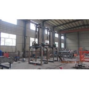 云南小型立式水泥制管机 和谐机械公司 小型立式水泥制管机图片