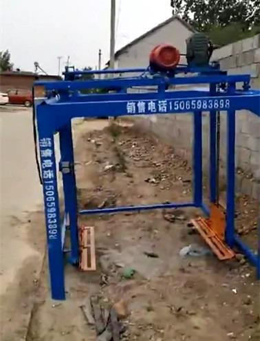 水泥砖机价格_水泥砖机叠板机价格