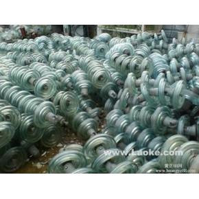 回收瓷瓶 回收架空线