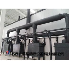 展耀高性能喷粉设备|郑州 质量可靠的自动喷涂流水线