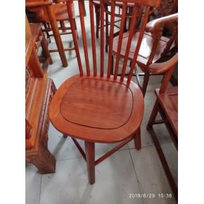 红木旋转椅老板椅