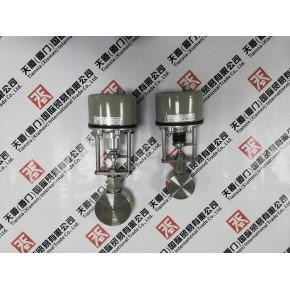 Badger伺服电机控制阀用于RO系统的棒料控制阀RC250