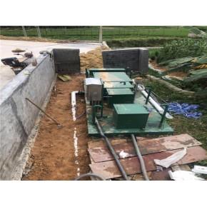 甘南农村生活污水处理设备环保